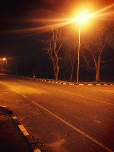 kehidupan malam