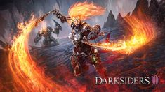 Darksiders 3 se deja ver en 11 minutos de Gameplay