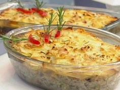 Casadinho (Batata e Bacalhau) - Foto de Mais Você na TV