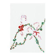 Karkkikeppi greeting card by NUNUCO® #nunucodesign