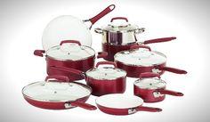 C943SF Pure Living Ceramic Cookware Set