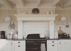 Pluk de dag! #donderdag #thursday #keuken #kitchen #home #falcon #fornuis #landelijk #landelijkwonen #koesfabriek