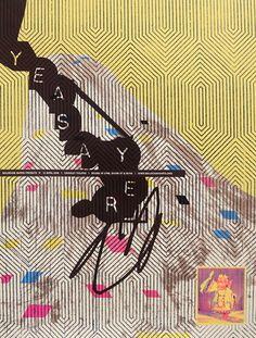 Yeasayer concert poster, Sonnenzimmer, $40