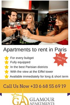 Check out the excellent alternative to hotels in Paris.