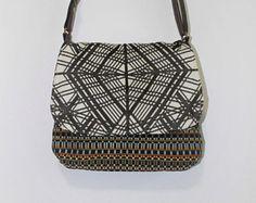 Boho mini cross body bag by Bakeapple Designs