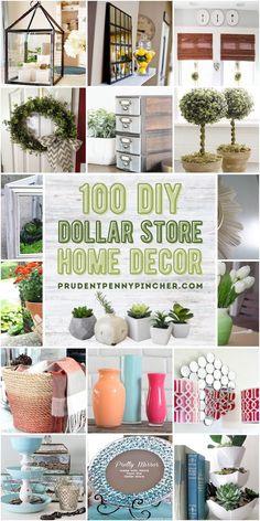 Diy Crafts For Home Decor, Diy Garden Decor, Cheap Home Decor, Tree Crafts, Diy Home Decor On A Budget Easy, Home Craft Ideas, Bathroom Decor Ideas On A Budget, Decorations For Home, Diy Home Projects Easy