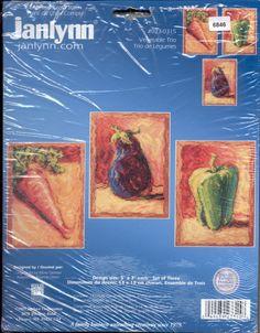 Gallery.ru / Фото #1 - janlynn 023-0315 Vegetable trio - Tanechka9