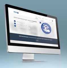 Neuer Internetauftritt der Firma Hens Dienstleistungen!
