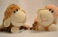 вязаная овечка мк - Поиск в Google
