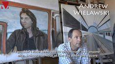 Intervista a/ Interview whit ANDREW WIELAWSKI - artista/artist