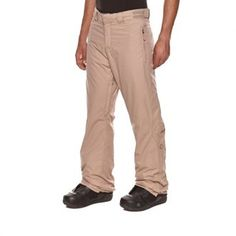Billabong Classic Snow Pant Beige