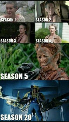 TVShow Time - The Walking Dead S07E09 - Rock in the Road