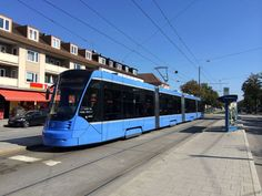 First Siemens Avenio tram enters service