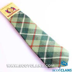 Galloway Tartan Tie