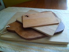 Sweet Simplicity by Elle - cutting boards