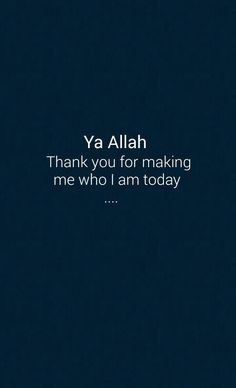 Everyday I am so thankful to Allah for guiding me to Islam, it saved my life! #Alhamdulillah #