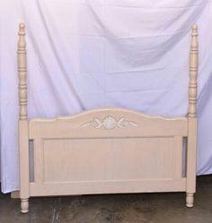 Girl's Bedroom Furniture Set (Bed, bedside table, desk, chest of drawers)