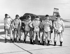 NASA outfits
