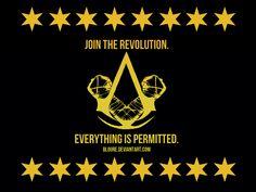 Assassin's Creed/CM Punk Wallpaper by bloure on DeviantArt