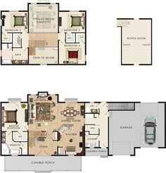 Hartland Floor Plan
