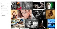 Create a Flickr-like, justified photo Gallery with this Justified.js - a jQuery plugin to create justified image galleries, with customable grid.