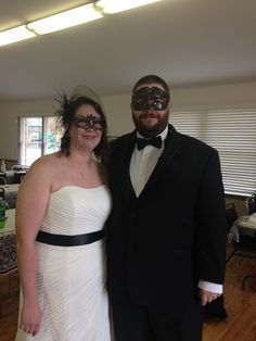 Ben and April were married in St. Charles on 10-23-15