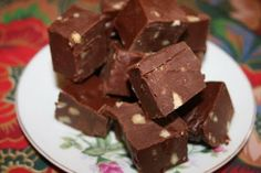 Sweet Dreams Chocolate Fudge - Classic Fantasy Fudge becomes a magical story that you can share with your children or grandchildren as you make this old fashioned favorite together!