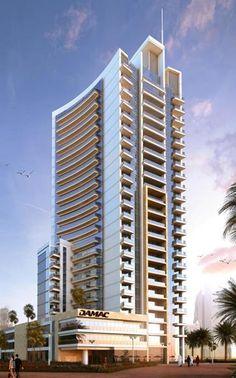 (codice  HD O11 L)  La HOMESFORYOU vi mostra questo bellissimo progetto sul waterfront di LUSAIL, nuova città in costruzione, il BURJ WATERFRONT http://www.homes4you.it/burj-waterfront_lusail-city-_doha-egypt-qatar