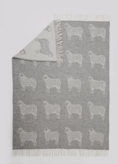 Barker Textiles - New sheeps