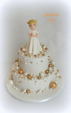 Communion Cake - Cake by Alll