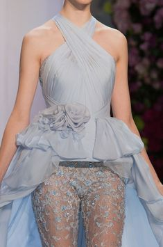 Ralph & Russo Spring 2014 - Details