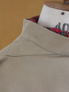 Buy men's Fishermans Smock in Khaki cotton fabric made in Lancashire.Traditional fisherman's smock, British made clothing Japanese Sewing Patterns, Modern Sewing Patterns, Wardrobe Images, Sewing Blogs, Sewing Projects, Apron Pockets, Made Clothing, Kinds Of Clothes, Clothes Horse