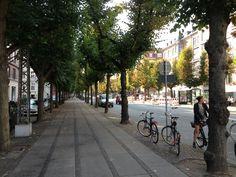 Frederiksberg Alle, Frederiksberg, Denmark