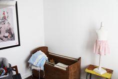Zigouis kids room. Nursery room, baby room, crib, cuna para bebés.