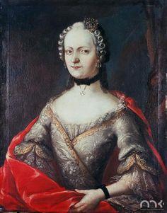 Urszula Wielopolska z d. Potocka (1725 – 1806)