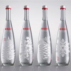Horse - Nongfu #premium #spring #mineral #water #packaging #design #designer #包装设计 #diseño #empaques #дизайна #упаковок #embalagens #パッケージング #デザイン #emballage www.worldpackagingdesign.com