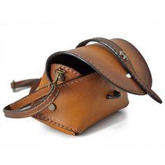 Pratesi Buonconvento women leather shoulder bag clutch