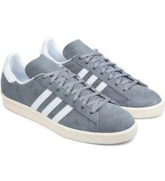 adidas Originals adidas Originals x NIGO Grey/White/Cream White Campus 80s Shoes Model Picture