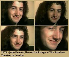 John Richard Deacon born August 1951 being a cute child that we should all worship! Brian May, John Deacon, Adam Lambert, Queen Meme, Roger Taylor, Queen Photos, Somebody To Love, Queen Freddie Mercury, Queen Band