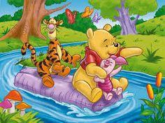 Winnie-the-Pooh - Piglet & Tigger