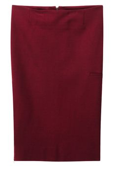 Antipodium - Clandestiny Skirt in Wine