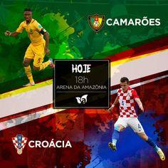 Imagens para Portal Amazônia durante a Copa 2014