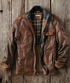 Road Leather Jacket