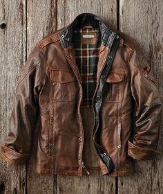 Road Leather Jacket