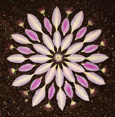 Mandalas de flores   MariMoon
