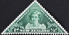 New Zealand (574) 1943 Health Stamps