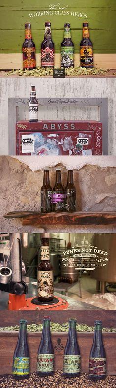 15 Essential Beer Mockups -80% by Pere Esquerrà on @creativemarket