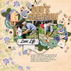 My husband loves to share his love of God's Creation with the grandkids, and takes every opportunity to do jus that!! I love this new kit from Digilicious Designs! It's called LOVE THIS LIFE BUNDLE, and you can find it here: http://www.sweetshoppedesigns.com/sweetshoppe/product.php?productid=28797&cat=695&page=2 I also used a free template from Zolio--from the Authentic hop.