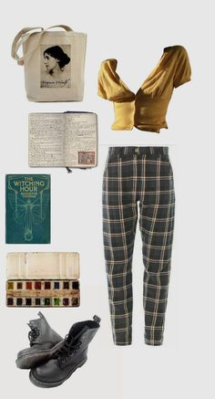 How to Dress in Mad Men Vintage Outfits Hipster Outfits, Mode Outfits, Grunge Outfits, Grunge Fashion, Look Fashion, 90s Fashion, Casual Outfits, Summer Outfits, Fashion Outfits