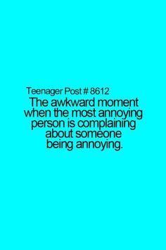 awkward much